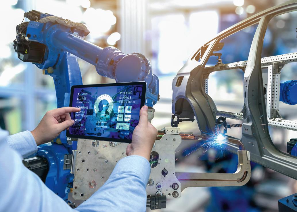 Przemysł 4.0: ogromna szansa dla IT