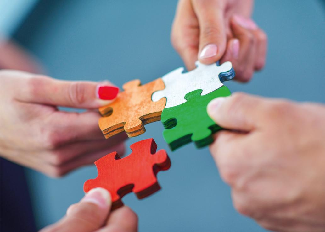 Mądra współpraca w dobie cyfrowej transformacji i usług chmurowych