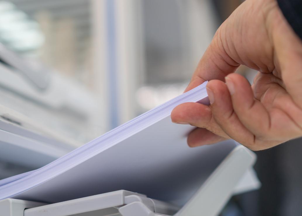 Wydajność i bezpieczeństwo z Xerox