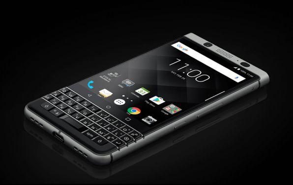 Koniec smartfonów Blackberry?