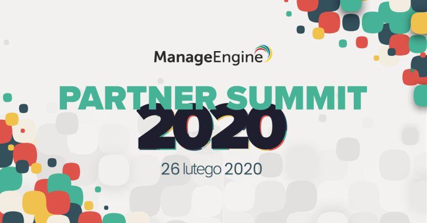 Doroczne spotkanie partnerów ManageEngine