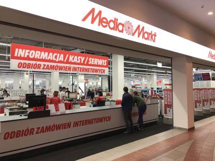 Media Markt odczuje skutki epidemii