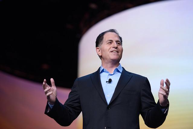 Michael Dell: partnerzy potrzebują nas bardziej niż kiedykolwiek