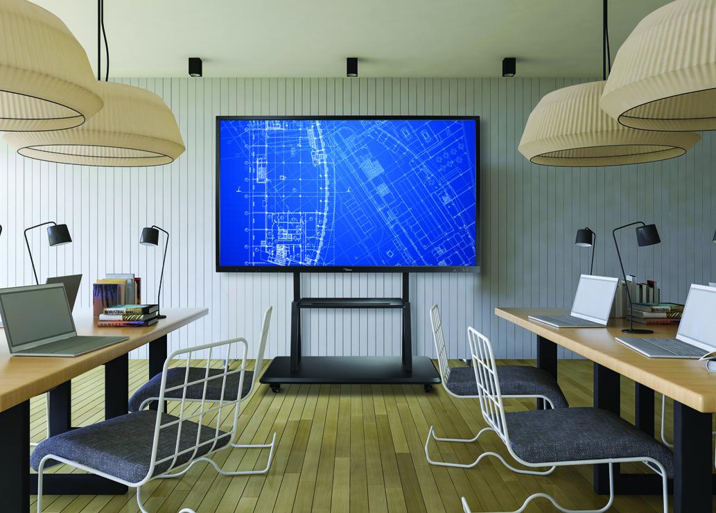 Interaktywne monitory dotykowe Optoma: promocja