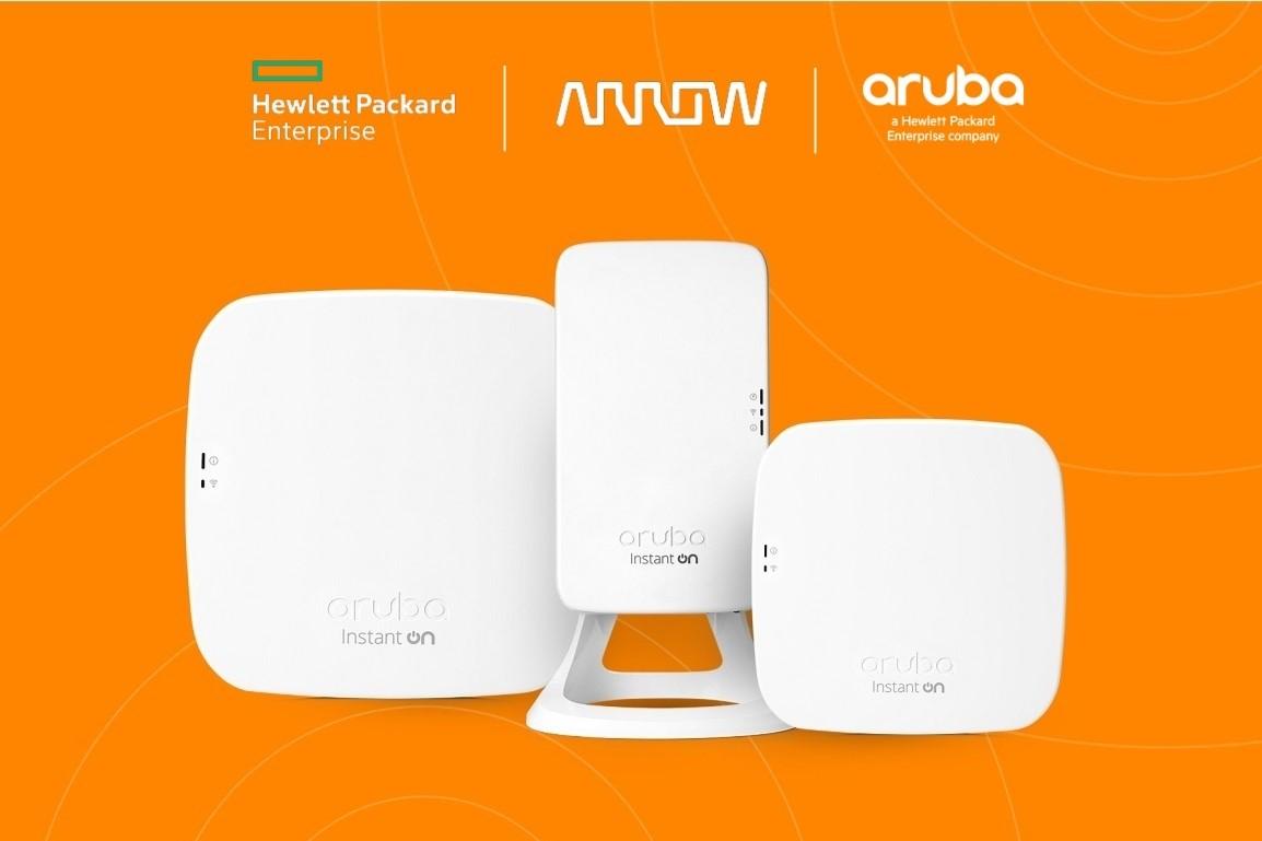Przełączniki Aruba: wsparcie dla MŚP