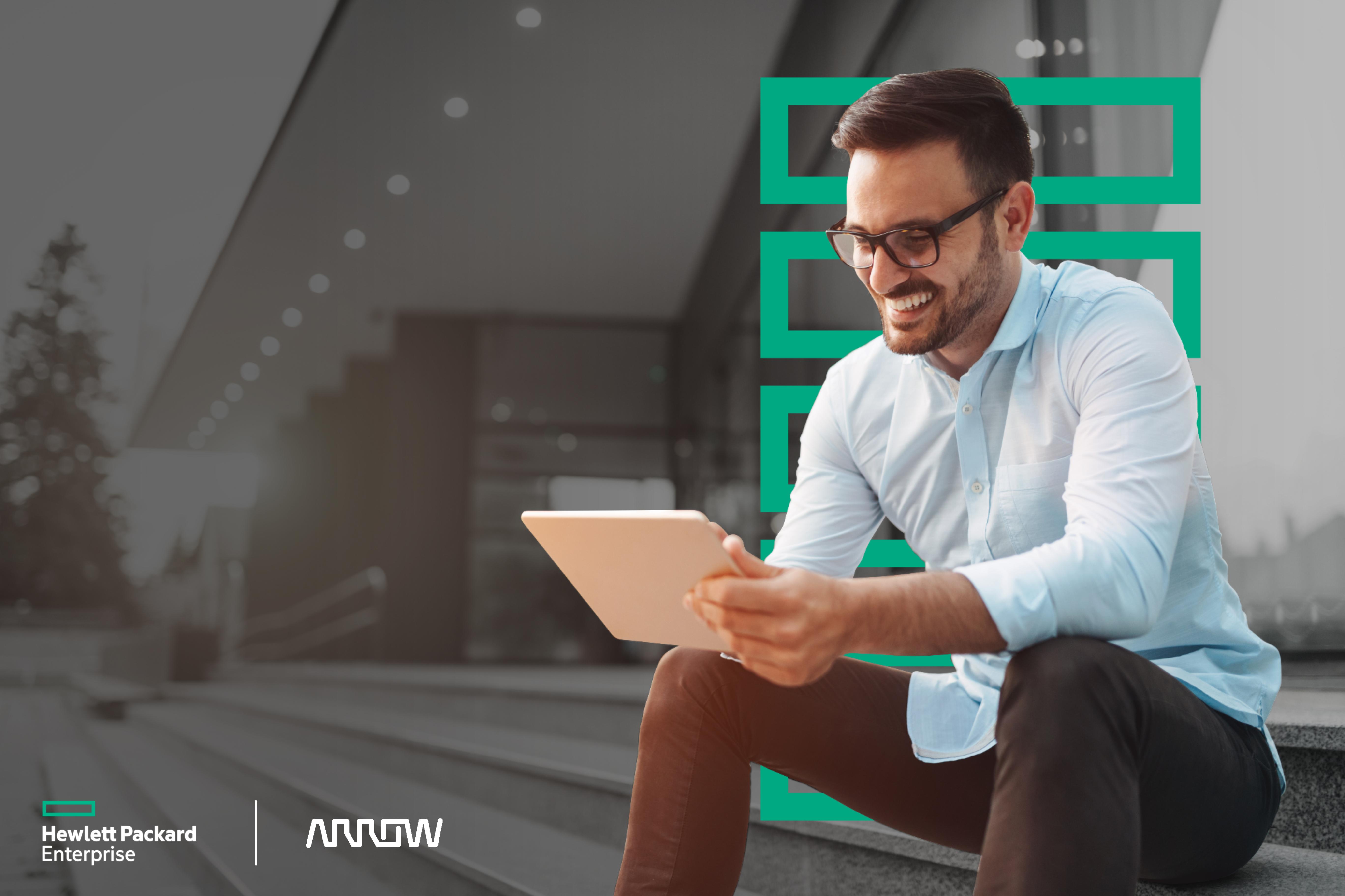 Arrow i HPE wspierają firmy w nowych realiach rynkowych