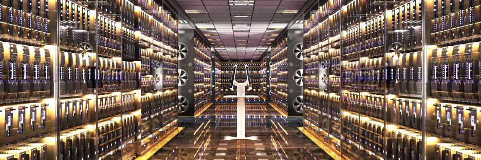 Centra danych kupowane na potęgę