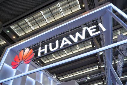 Gwałtowne hamowanie Huawei