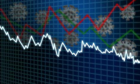 Załamanie sprzedaży w pandemii