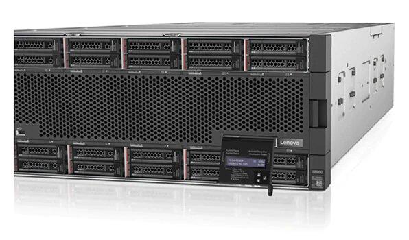 Lenovo ThinkSystem SR950: niezawodny dla SAP HANA
