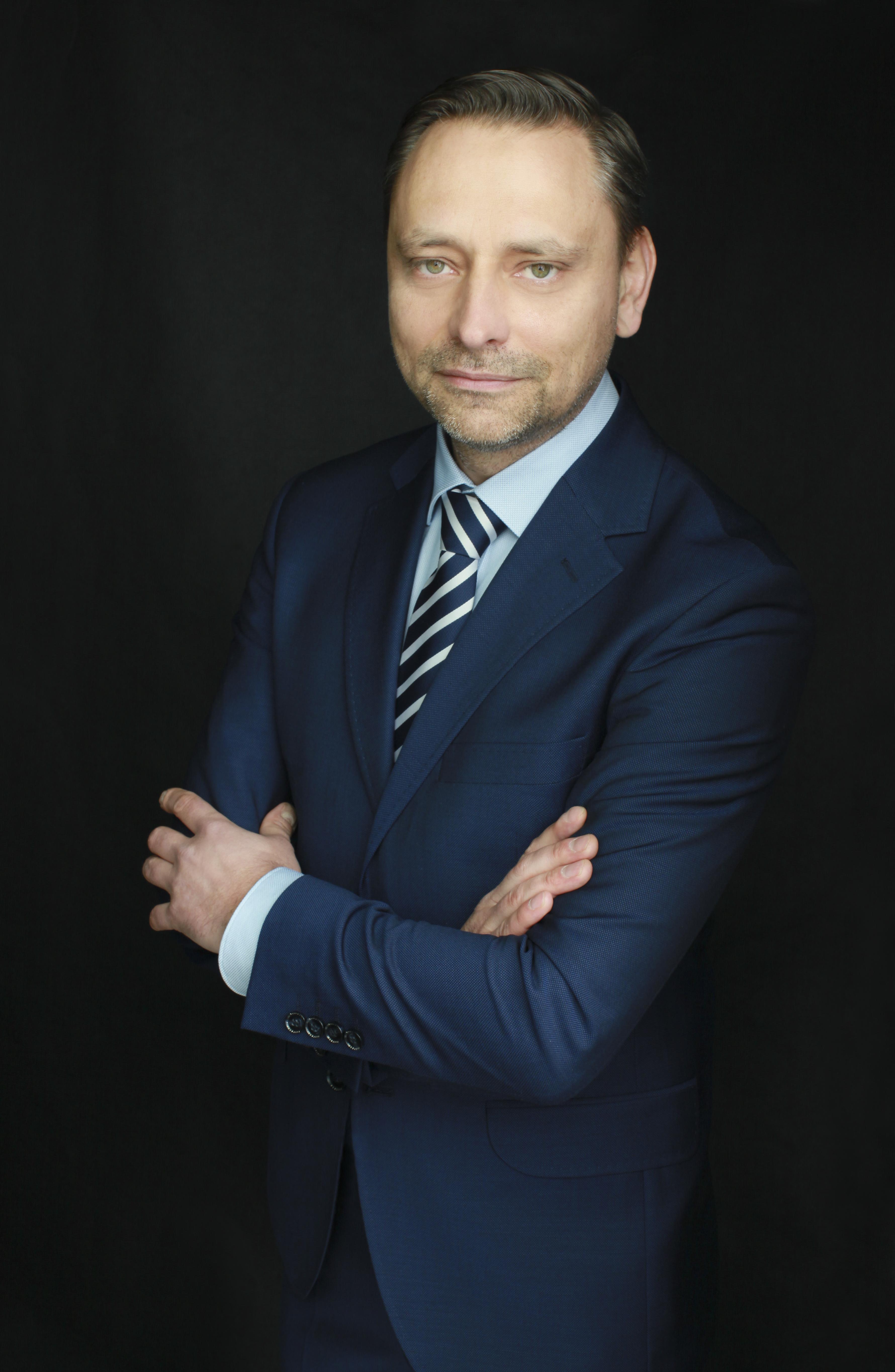 Maciej Deka w Huami