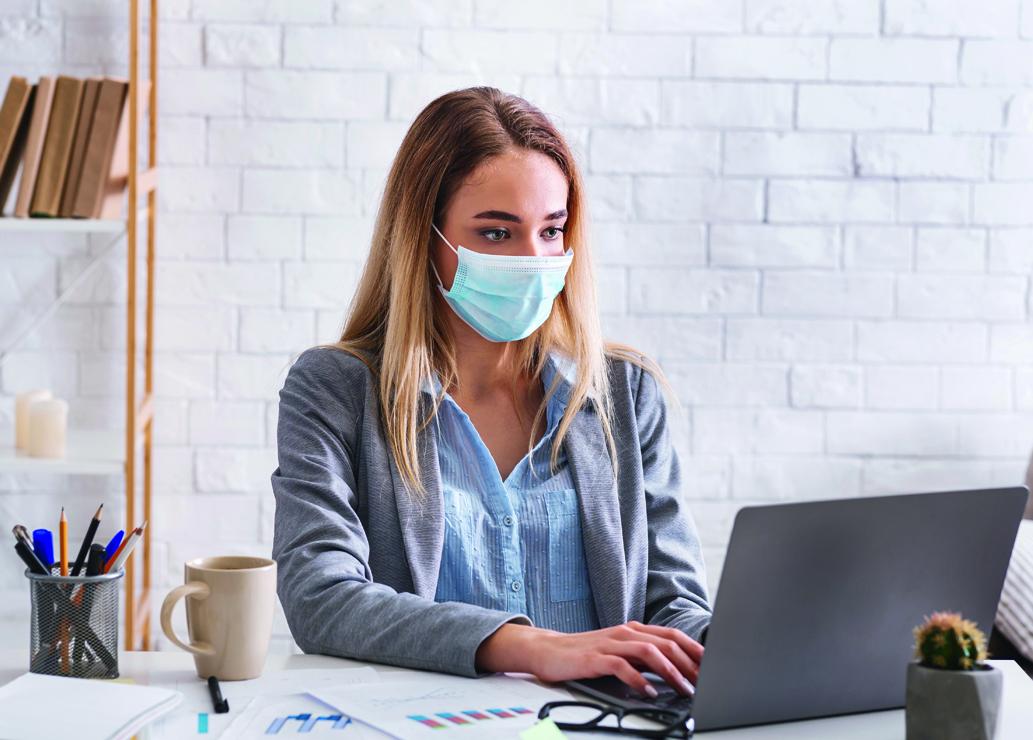 Pandemia uruchamia tryb zdalny