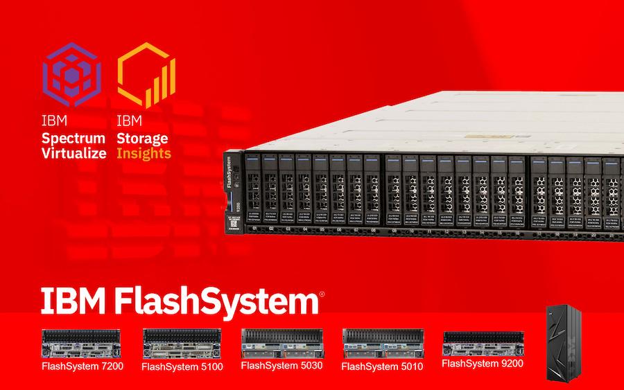 IBMFlashSystem:szybciej,łatwiej i taniej